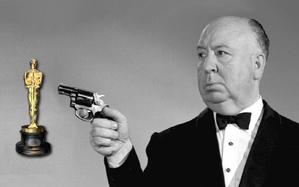 Alfred Hitchcock Oscar adaylıkları