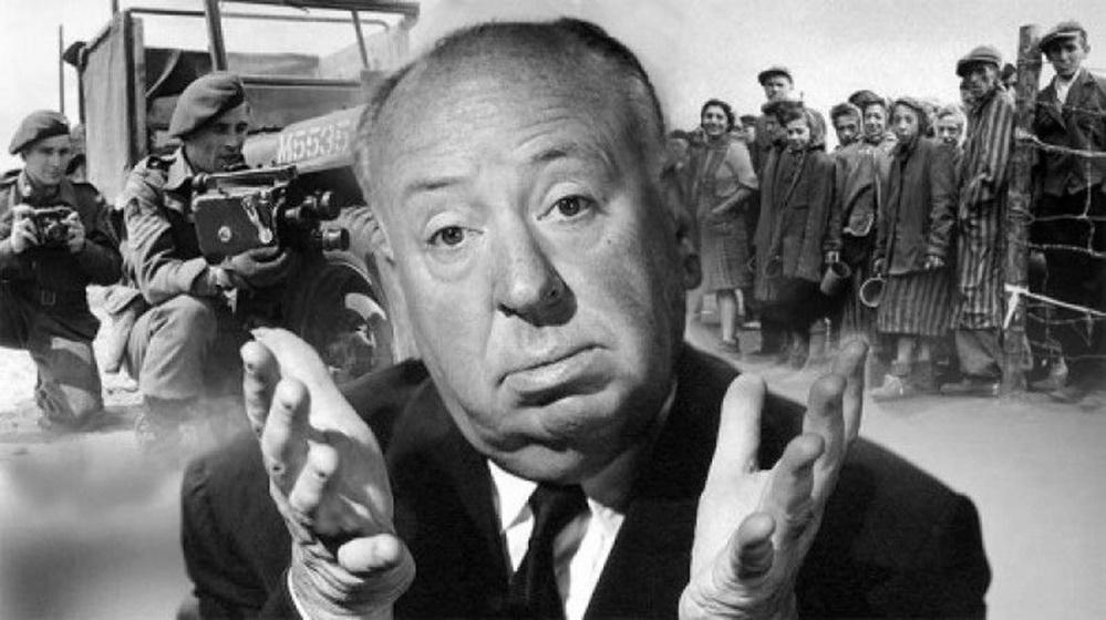 Alfred Hitchcock askerlik yapmadı