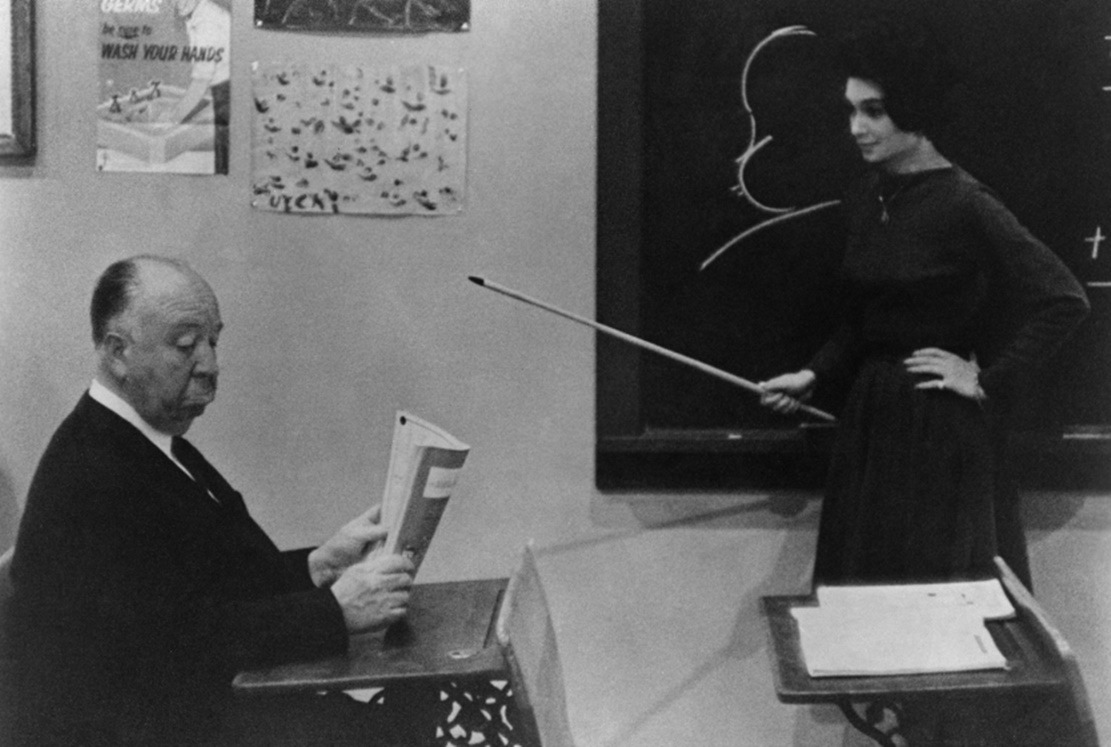 Alfred Hitchcock'un okuduğu okullar