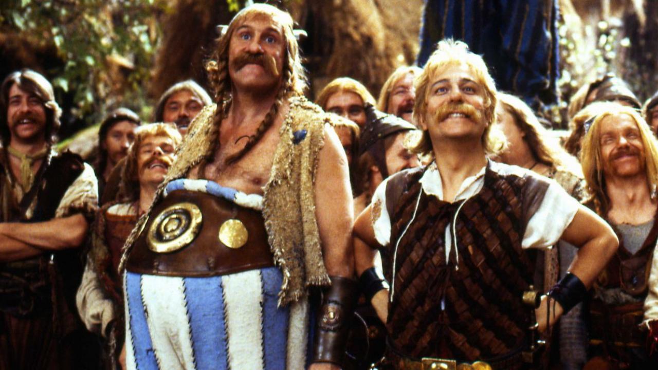 en iyi fransız filmleri Asteriks ve Oburiks Sezar'a Karşı filmi