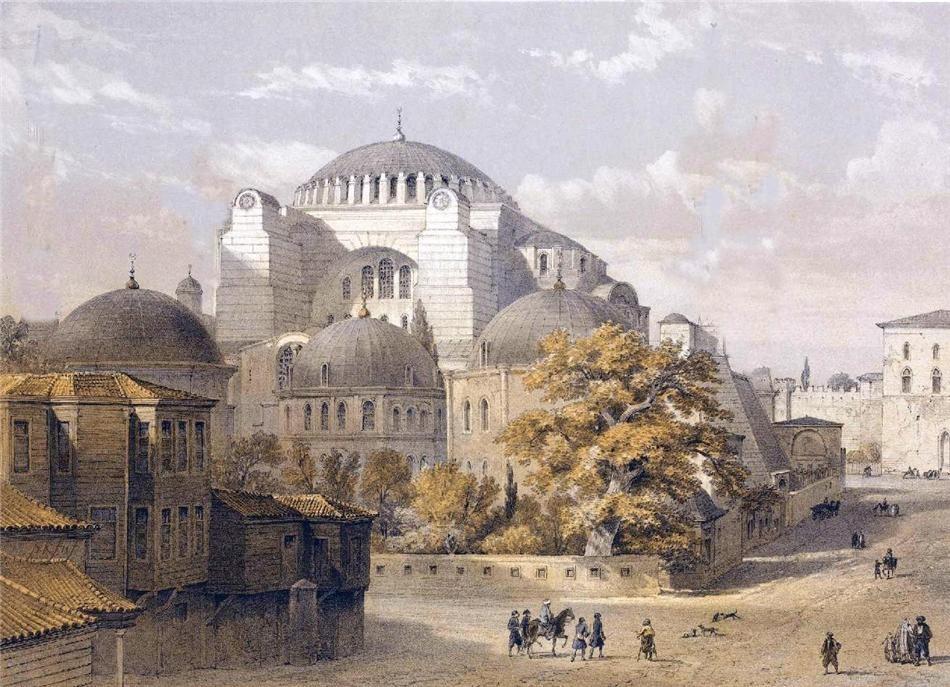 Ayasofya Latin istilası