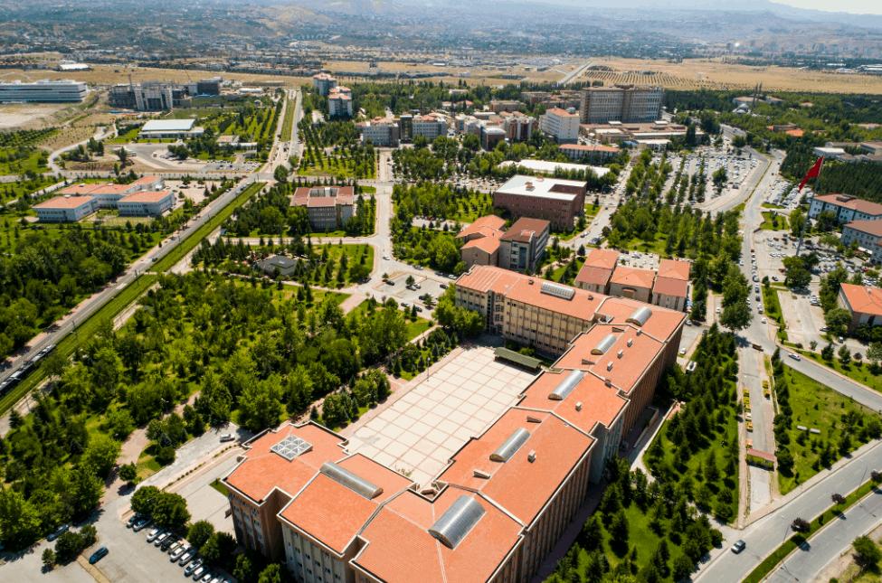 Türkiye'nin en iyi üniversiteleri Erciyes Üniversitesi hakkında