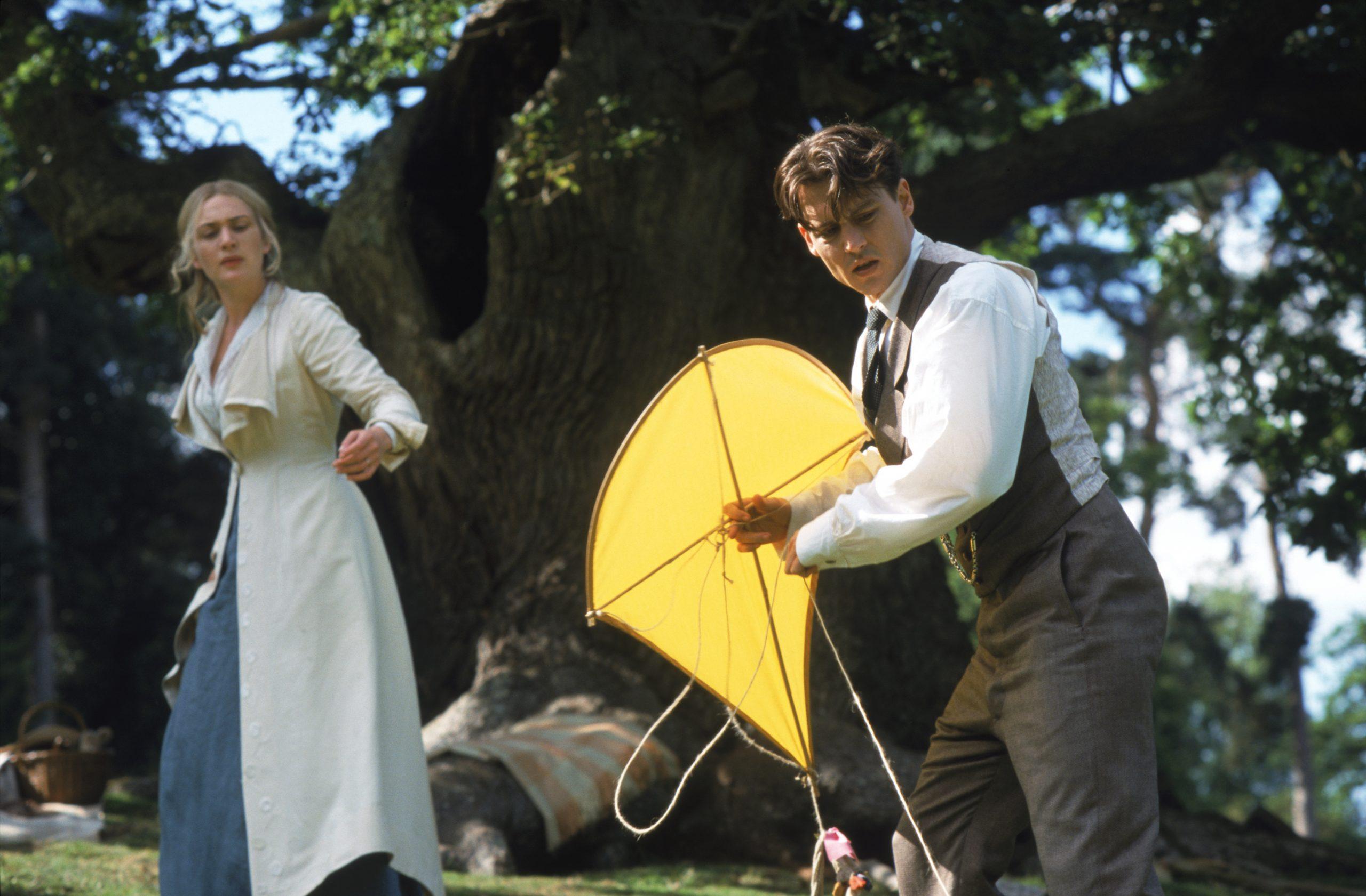 Kate Winslet filmleri Düşler Ülkesi (Finding Neverland) filmi