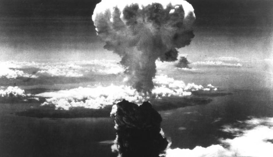 Hiroşima'ya atılan atom bombası
