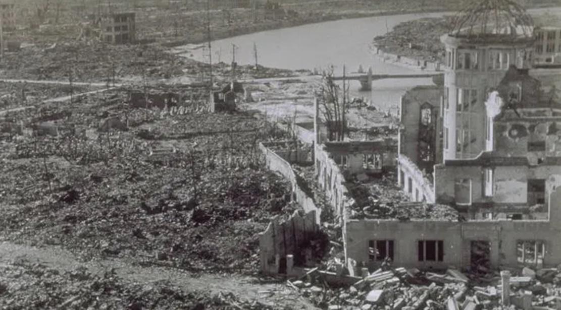 Bombadan sonraki Hiroşima