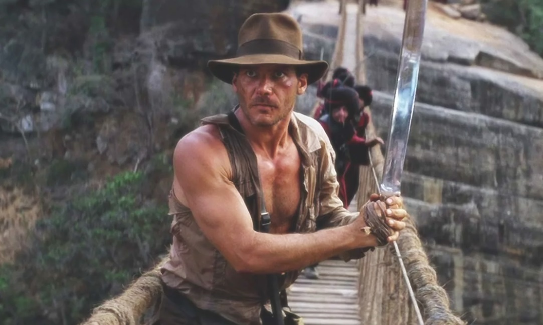 Indiana Jones Kamçılı Adam filmi