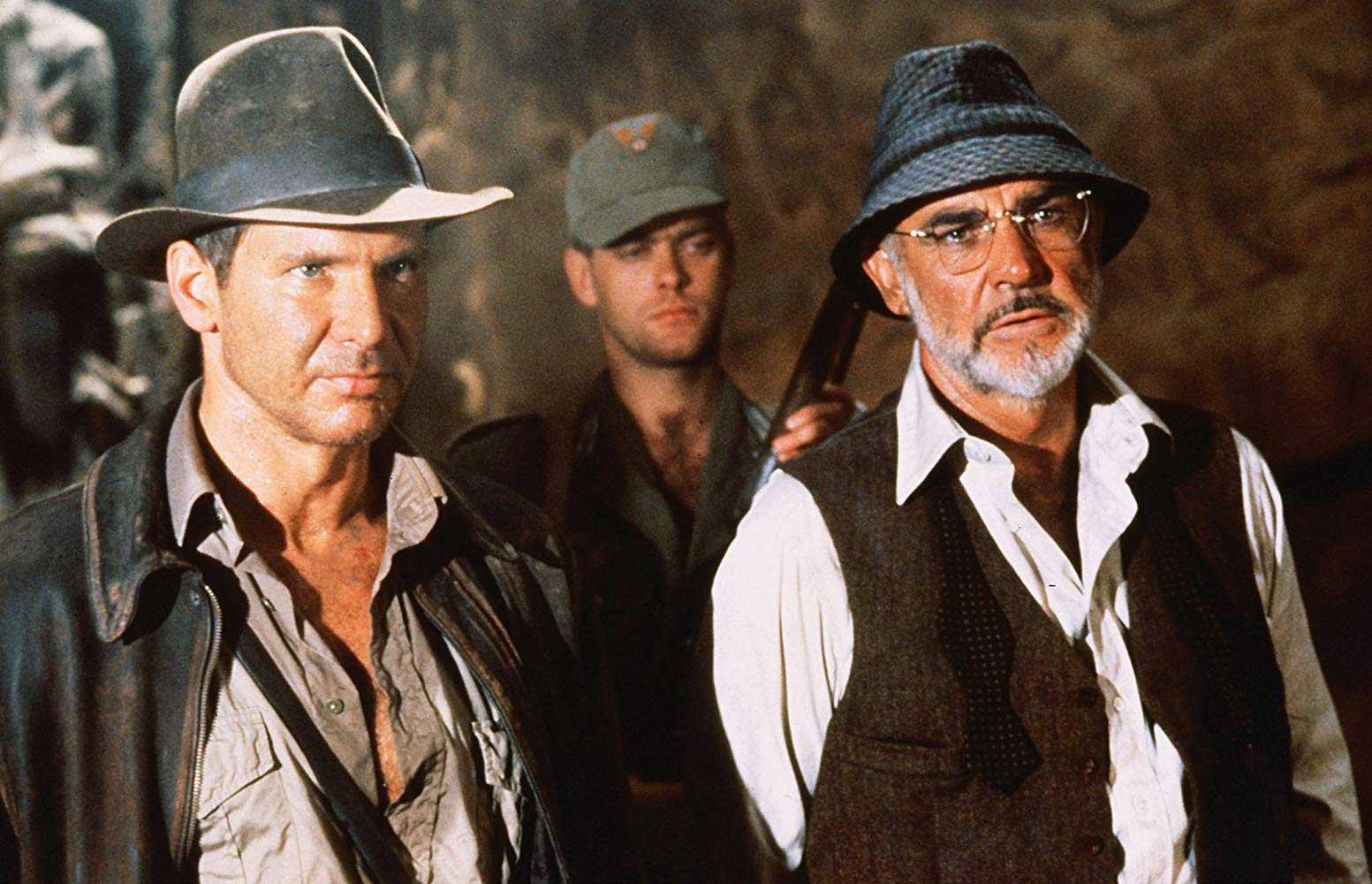 Steven Spielberg filmleri Indiana Jones: Son Macera filmi