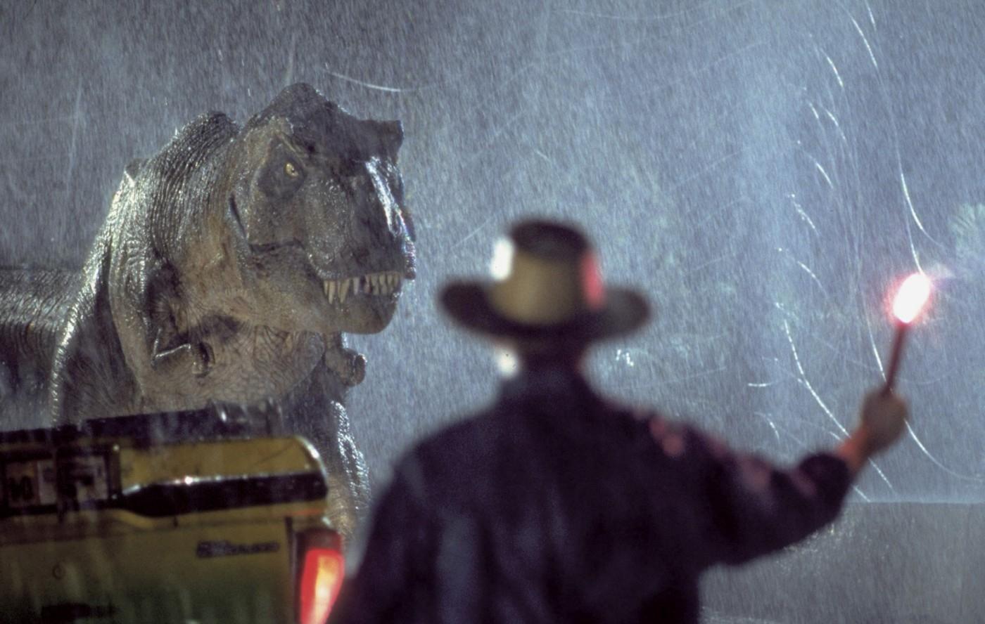 Steven Spielberg filmleri Jurassic Park filmi