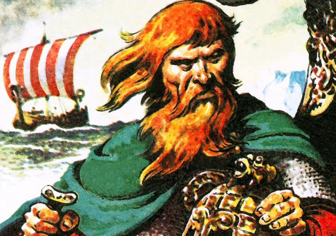 Gröndland'a ilk yerleşim