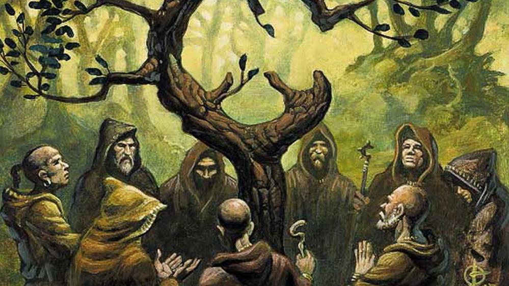 Kelt dini hakkında bilgiler