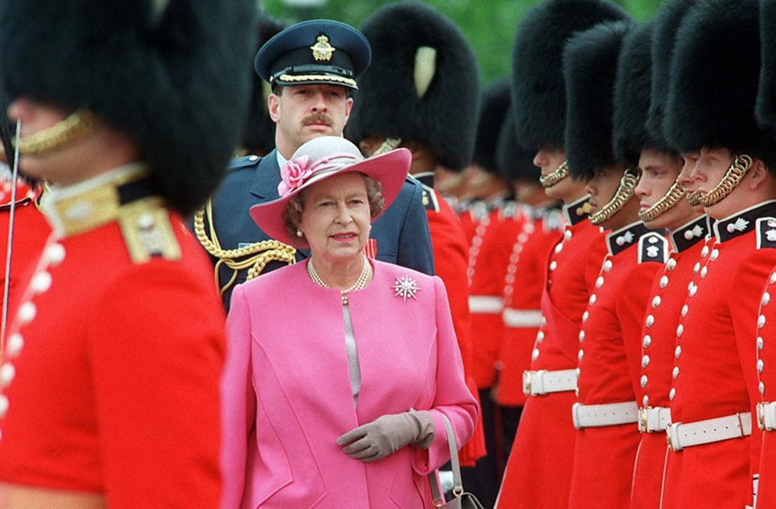 Kraliçe Elizabeth'in zorlandığı yıllar