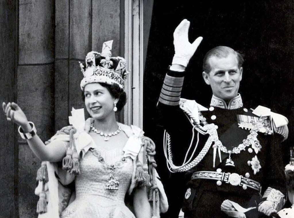 Kraliçe Elizabeth'in tahta çıkışı
