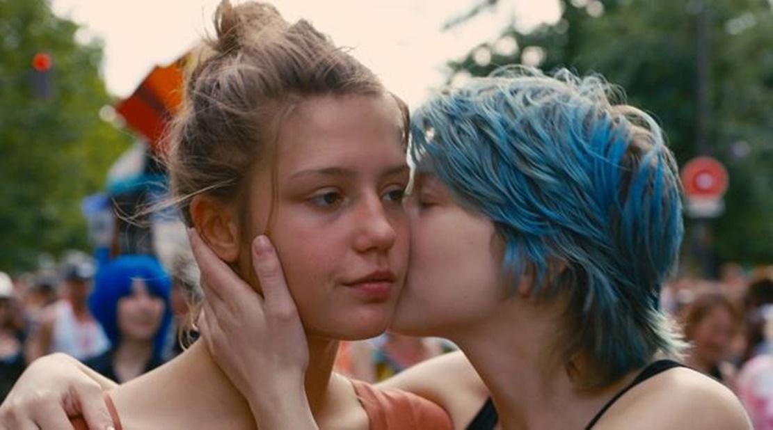 en iyi fransız filmleri Mavi En Sıcak Renktir filmi