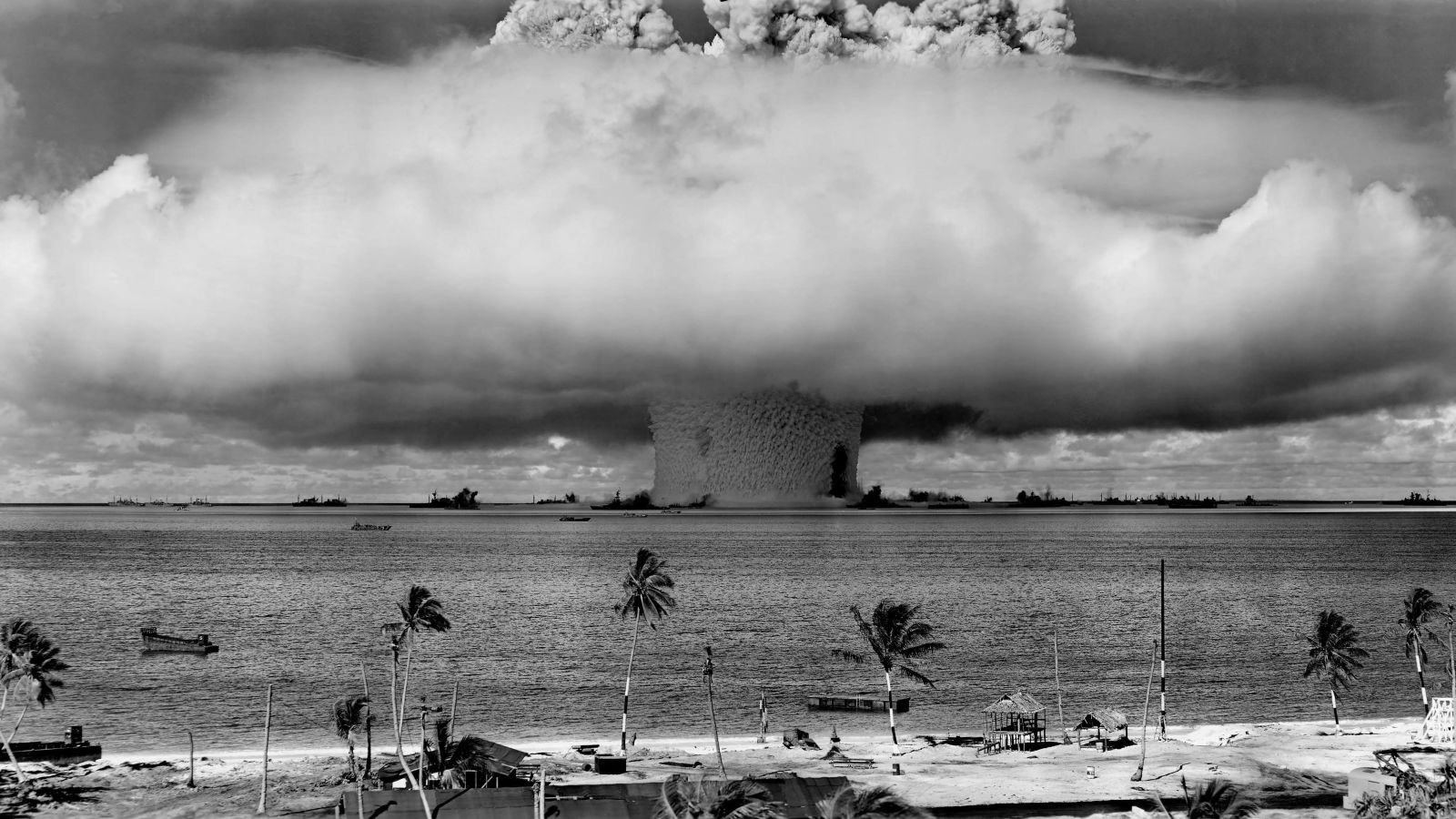 Nagasaki'ye atılan atom bombası