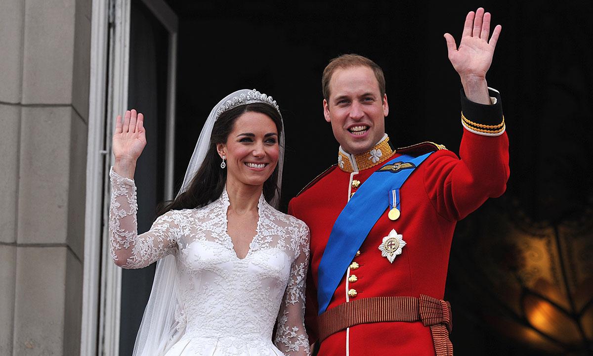 Prens William Kate Middleton'ın düğünü