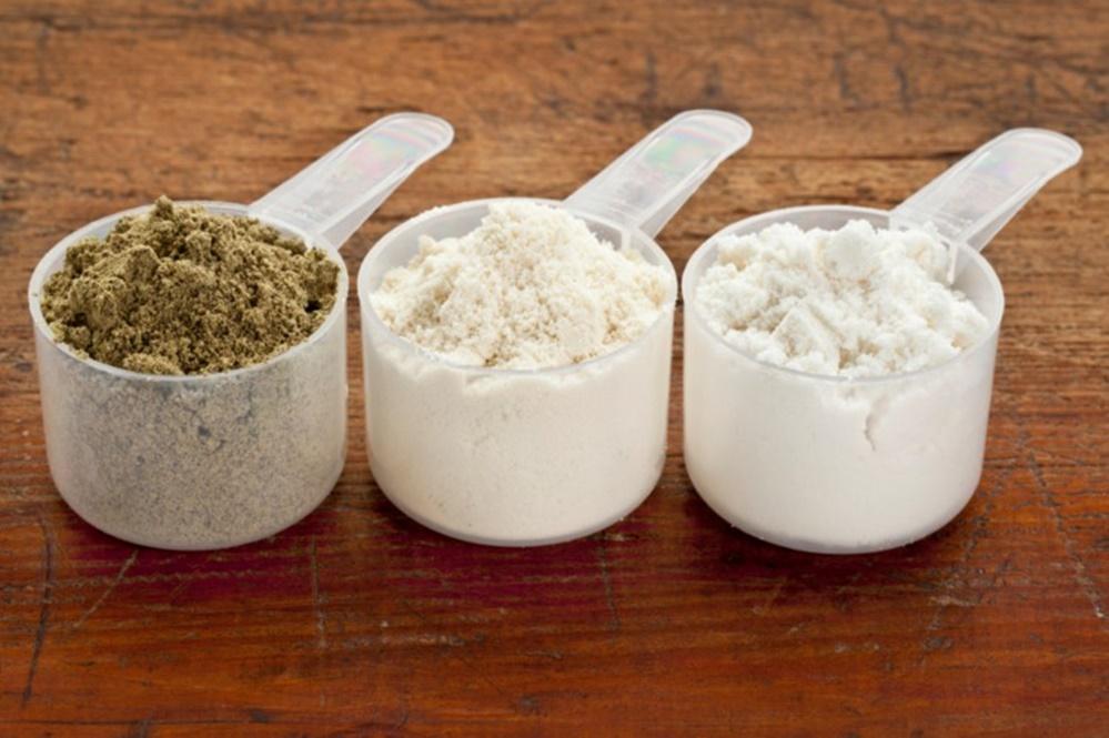 Protein tozu çeşitleri nelerdir