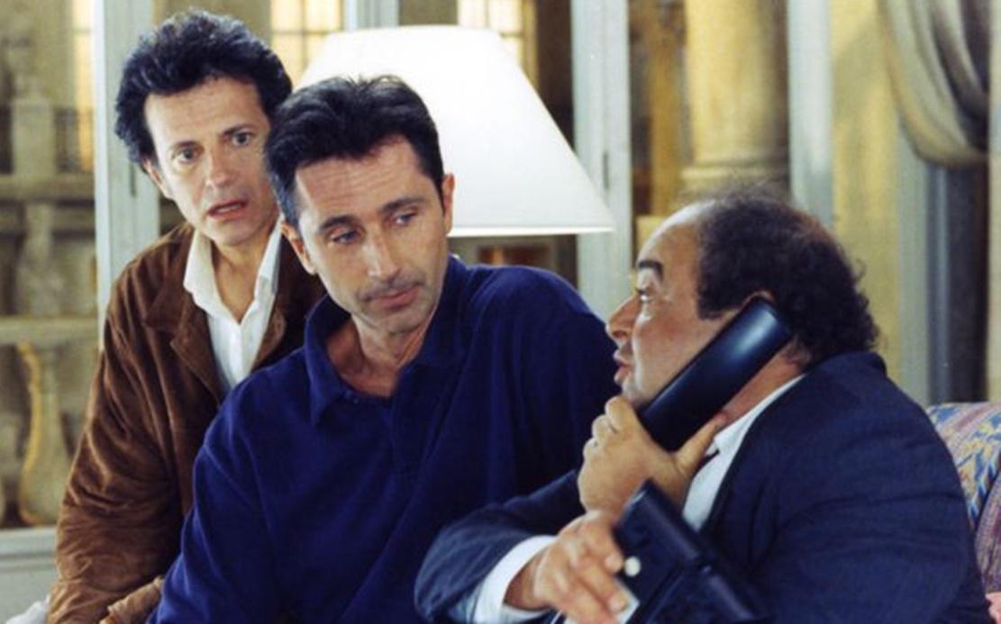 Salaklar Sofrası 1998 filmi