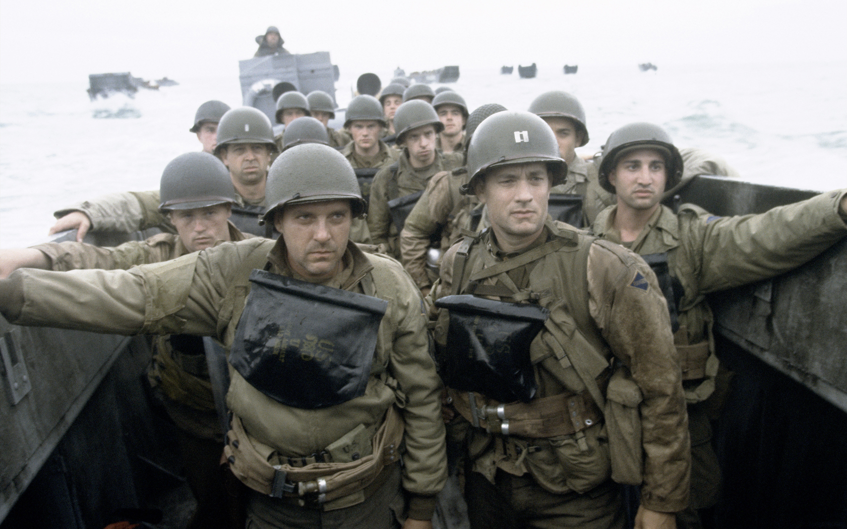 Steven Spielberg filmleri Saving Private Ryan filmi