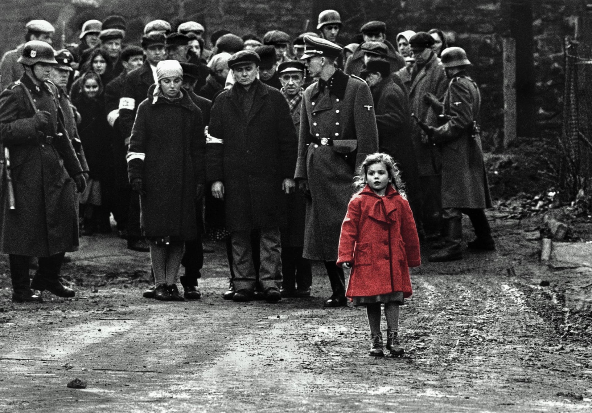 Steven Spielberg filmleri Schindler'in Listesi filmi