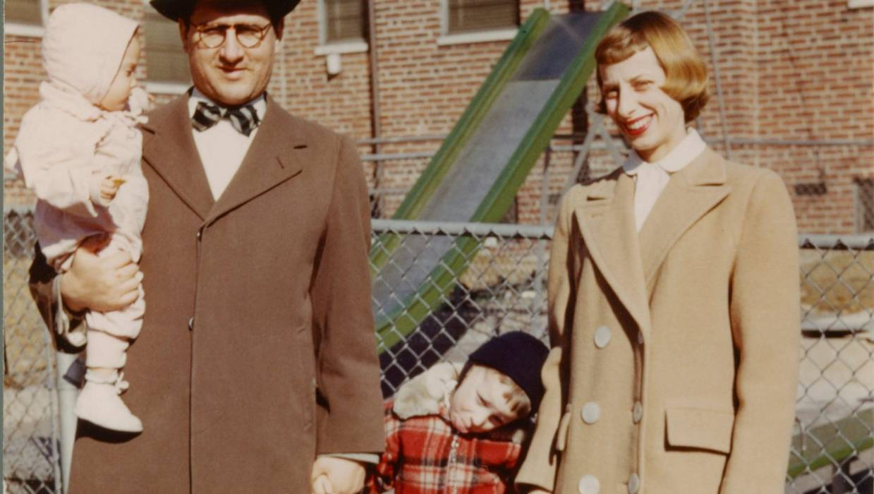 Steven Spielberg ve ailesi
