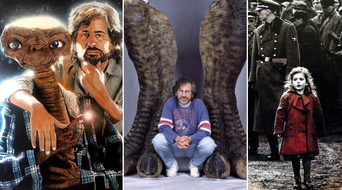 Steven Spielberg 1980'ler ve 1990'lar