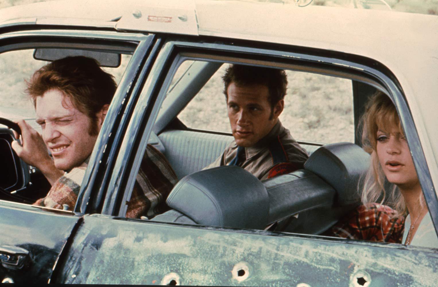 Steven Spielberg filmleri Sugarland Ekspresi filmi