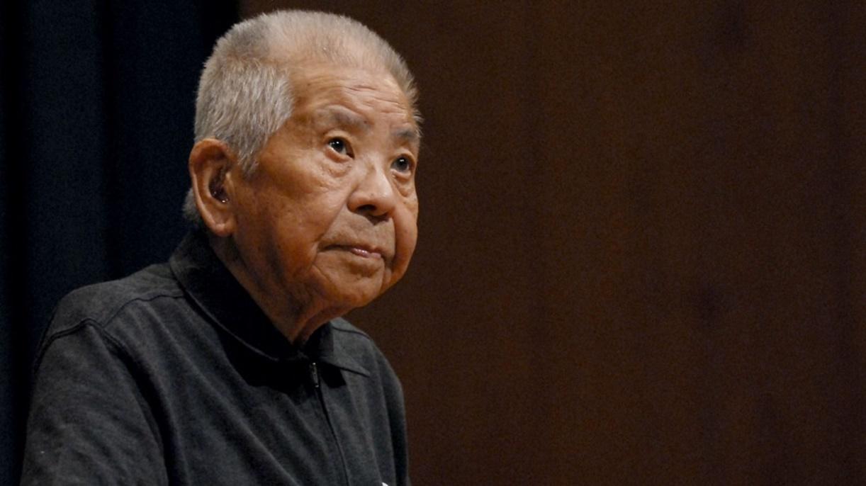 Tsutomu Yamaguchi yaşlı hali