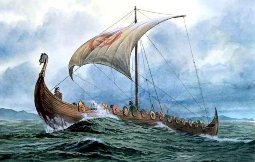 Vikinglerin Amerika'ya gidişi