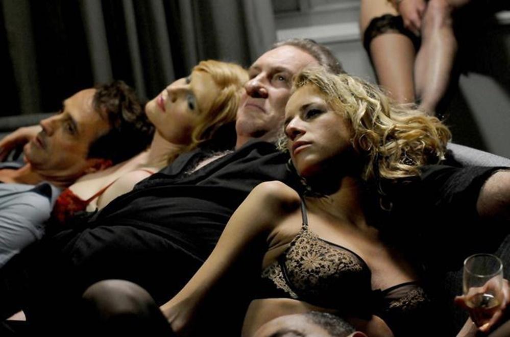Seks bağımlılığı filmleri Welcome to New York filmi