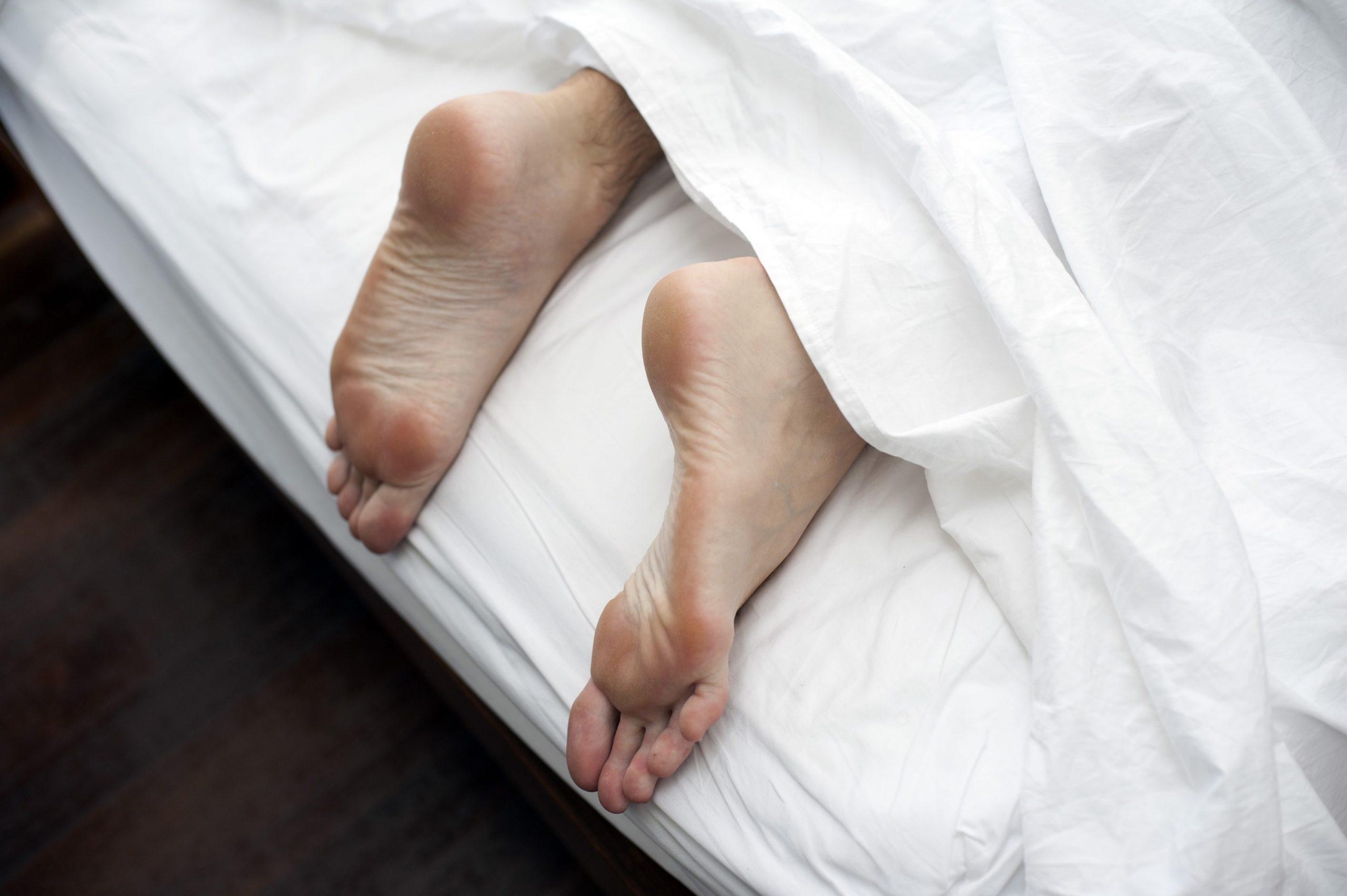ayağımızı