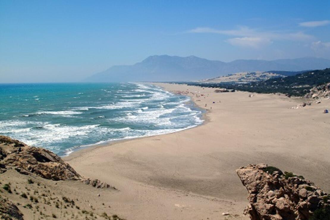 türkiyenin en temiz plajları mavi bayraklı