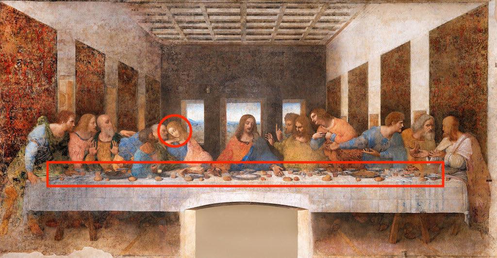 ünlü tabloların gizemid