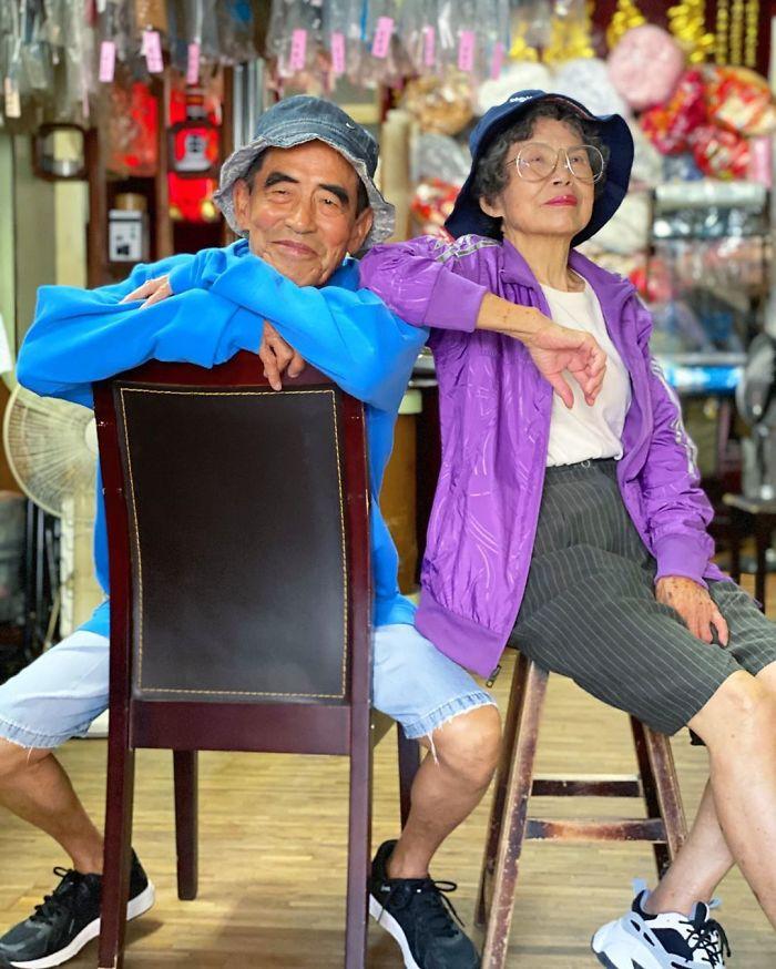 tayvanlı çift