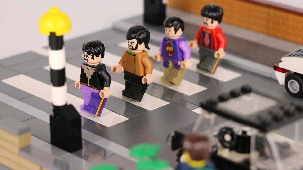 yetişkinler için lego