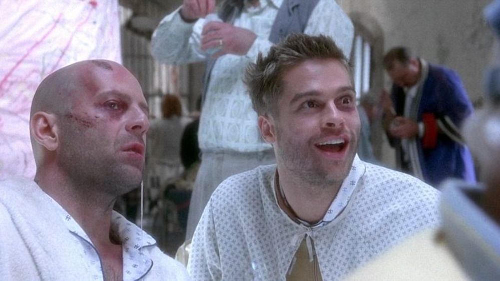 Brad Pitt filmleri 12 Maymun (1995)