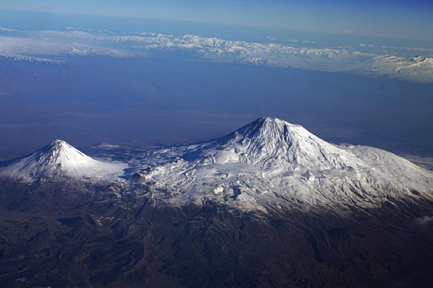 Ağrı Dağı fotoğrafı