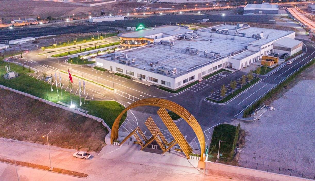 Türkiye'nin en büyük şirketleri Ahlatcı Metal Rafineri A.Ş.