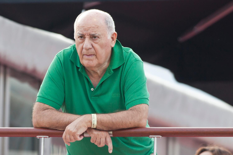 dünyanın en zenginleri Amancio Ortega Gaona hakkında bilgiler