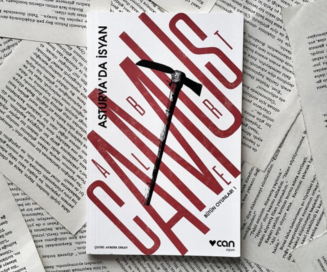 Albert Camus kitapları. Asturya'da İsyan adlı kitap