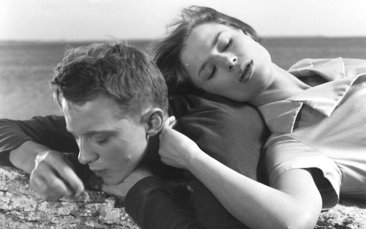 Ingmar Bergman filmleri Aynanın İçinden