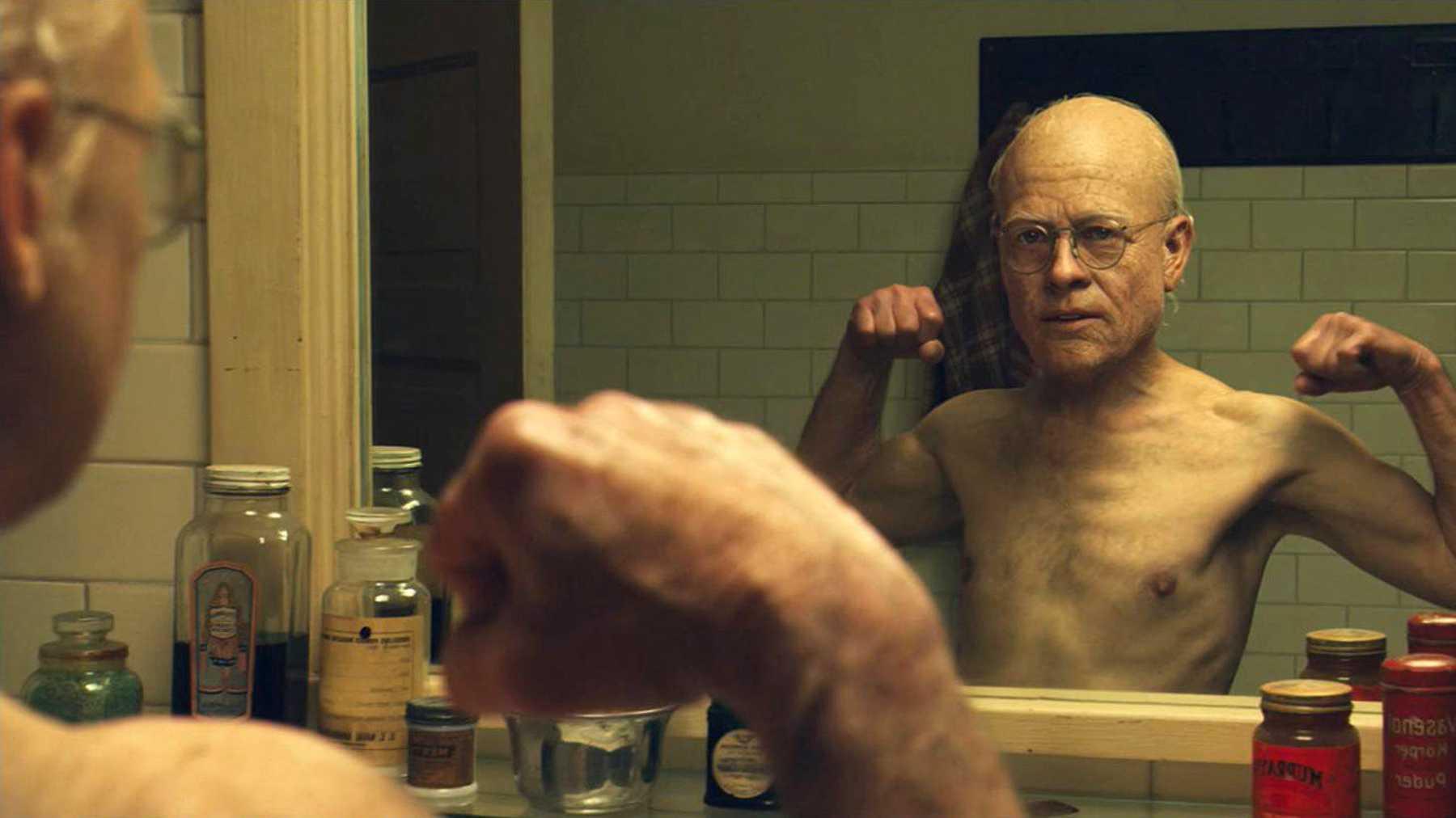Brad Pitt filmleri Benjamin Button'ın Tuhaf Hikayesi (2008)