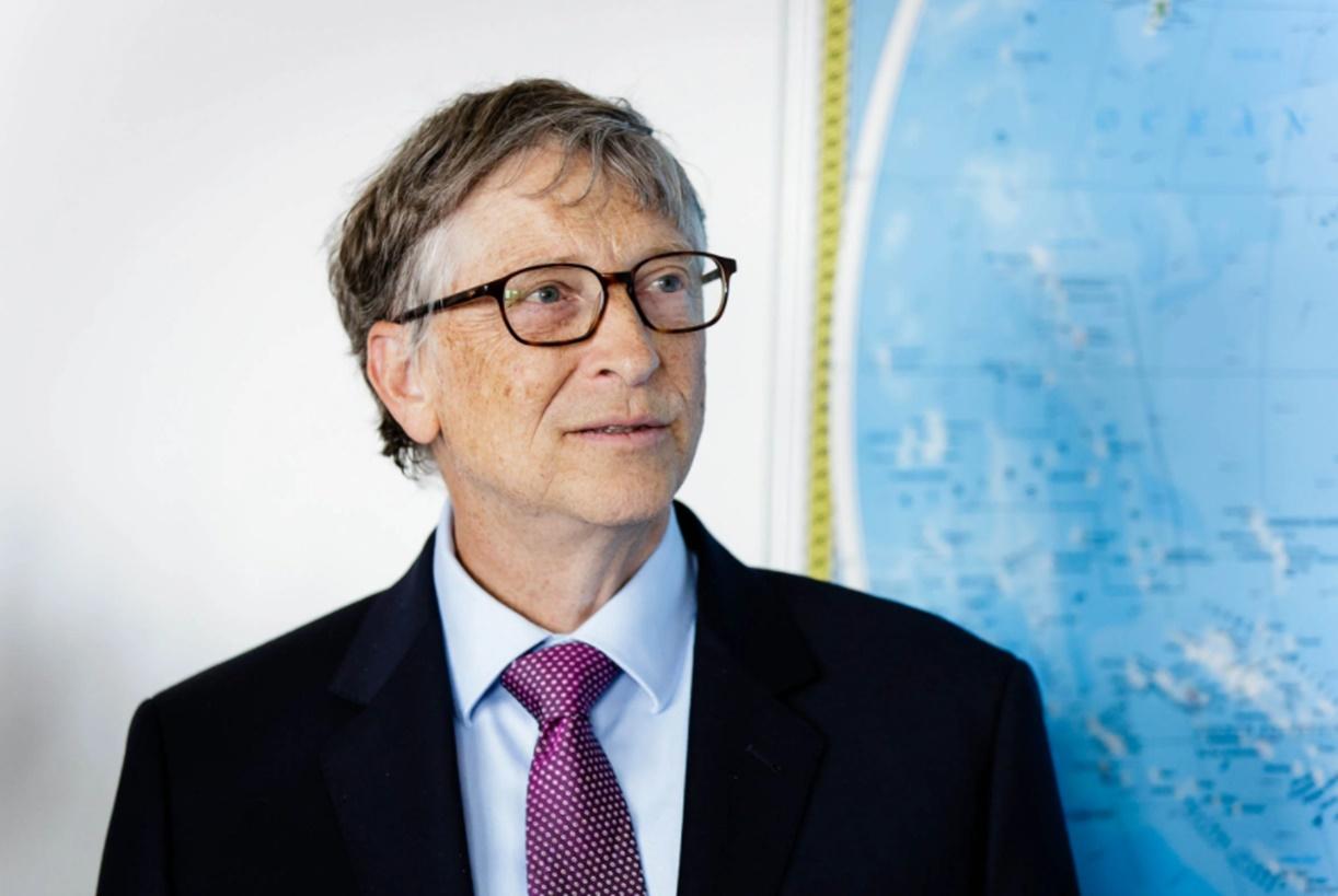 Bill Gates hakkında bilgiler