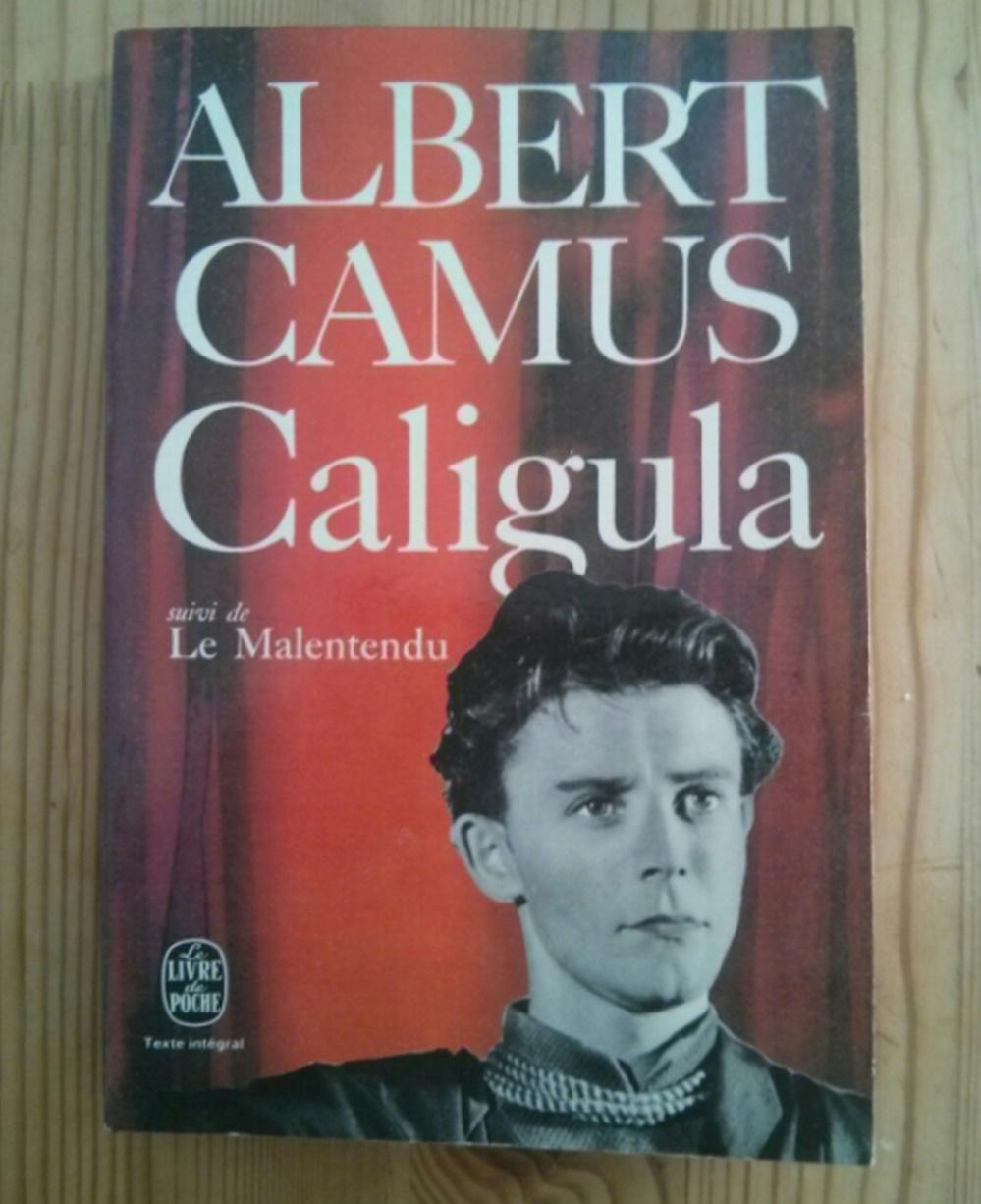 Caligula adlı kitap