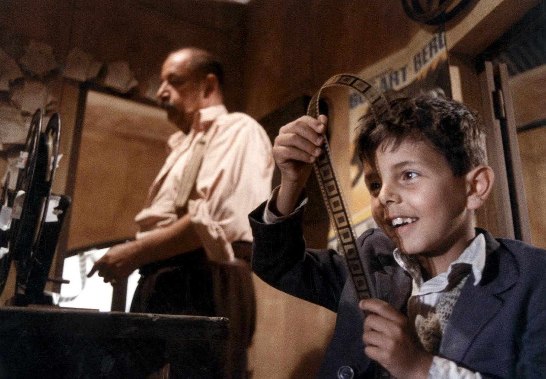 İtalyan filmleri Cennet Sineması (1988)