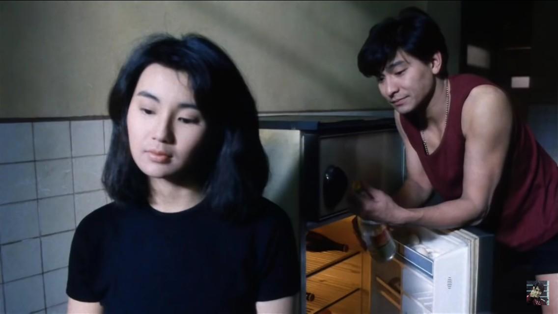 Wong kar wai filmleri Gözyaşları Aktıkça (1988)