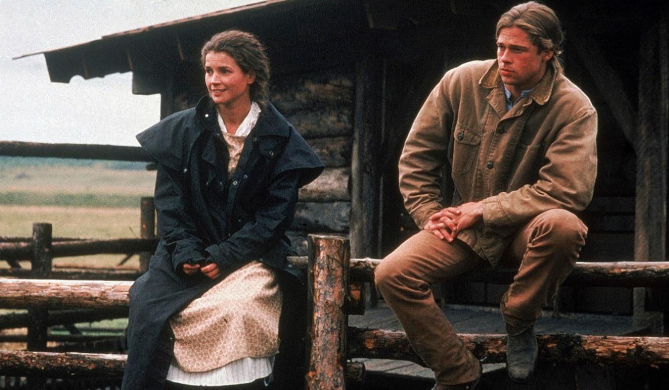 Brad Pitt filmleri İhtiras Rüzgarları (1994)