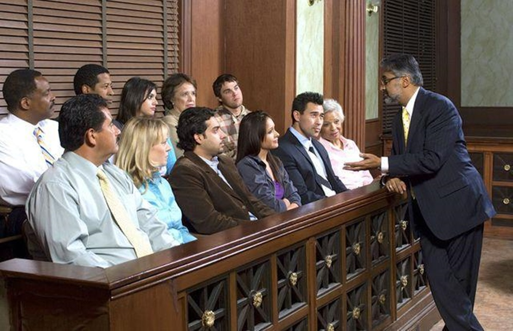 Eyalet mahkemesi ve jüri sistemi nedir