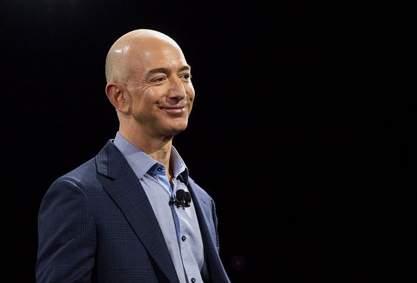 Jeff Bezos hakkında bilgiler
