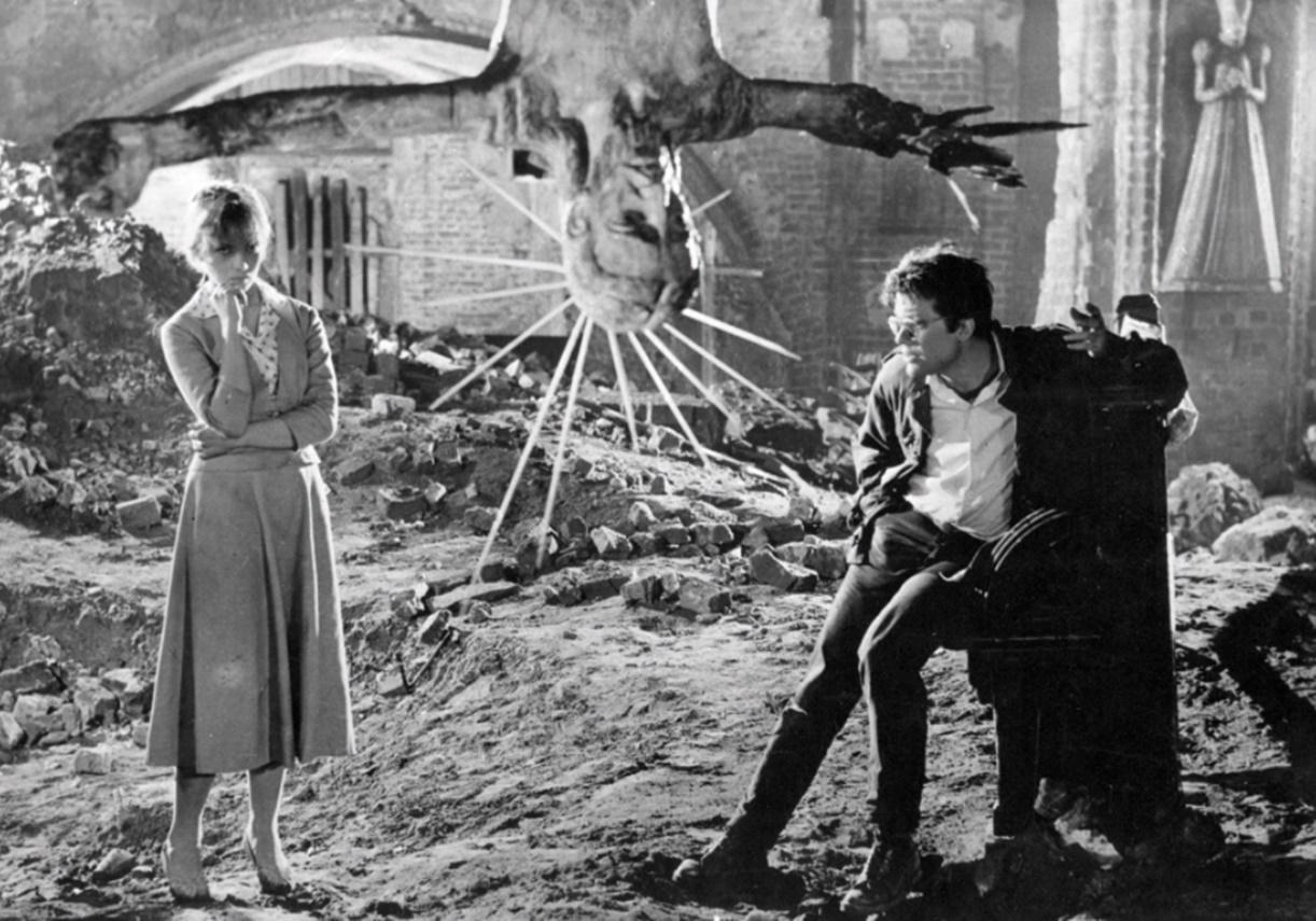 Küller ve Elmaslar (1958)