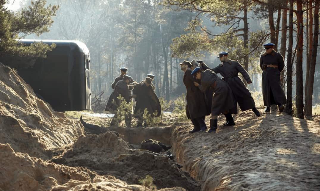 Polonya filmleri Katyn Katliamı (2007)
